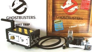 Ghostbusters Ghost Trap Mattycollector Prop Replica Review Votesaxon07