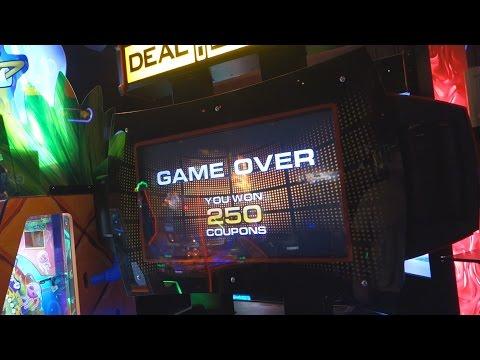 Deal or No Deal Arcade JACKPOT WIN!!!!