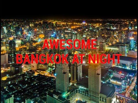 Awesome Bangkok at Night