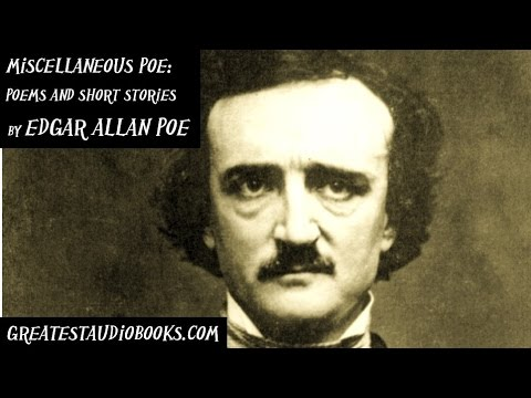 POEMS AND SHORT STORIES by Edgar Allan Poe - FULL AudioBook | GreatestAudioBooks.com