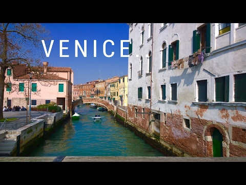 Venice Italy and how it was built