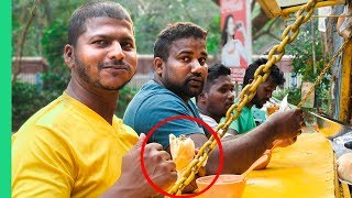 Download India's FORBIDDEN Street Food in Goa!!! Eat at Your Own Risk... Video