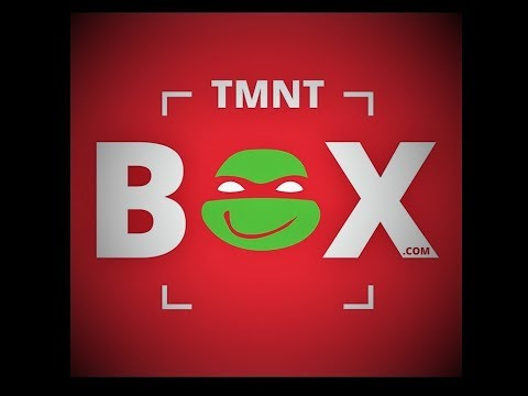 (EPISODE 1,728) UNBOXING VIDEO: TMNT BOX
