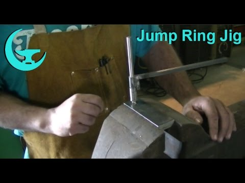 Jump Ring Jig  (Strong Enough For 3/32