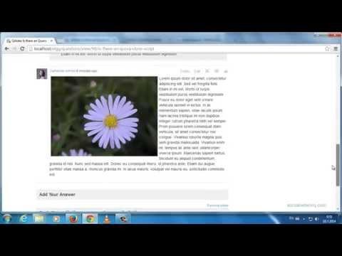Quora clone script | Yahoo answers clone script