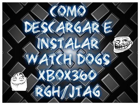 Como descargar e instalar watch dogs xbox360 RGH/JTAG