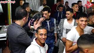 السيد حسن جنن فرقه احمد ابوالسعود ودرمغ القاعه بيهم فى فرحه الصدمه