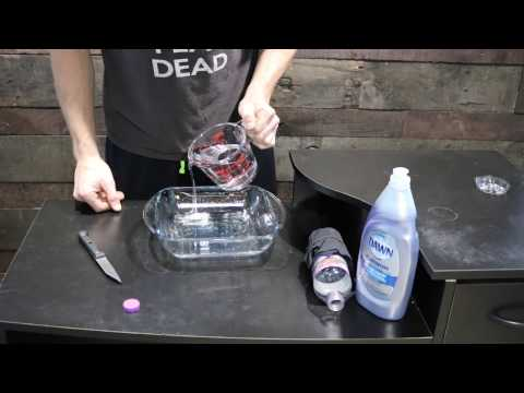 ⭐ SCIENCE FAIR PROJECTS - Simple experiments with SOAP