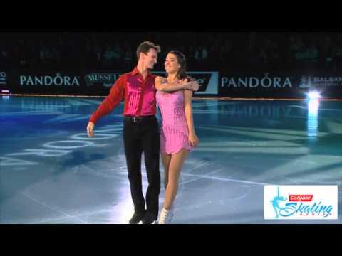 PANDORA Holiday Celebrations on Ice Opening Number,