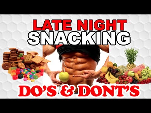 Intermittent Fasting & Late Night Snacking