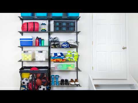 Garage Organization Tips from Amanda LeBlanc