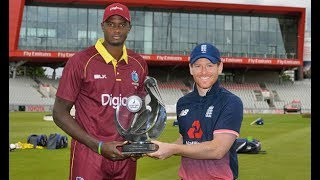 England vs West Indies 5th ODI Sep 29, 4:30 PM 2017 highlights