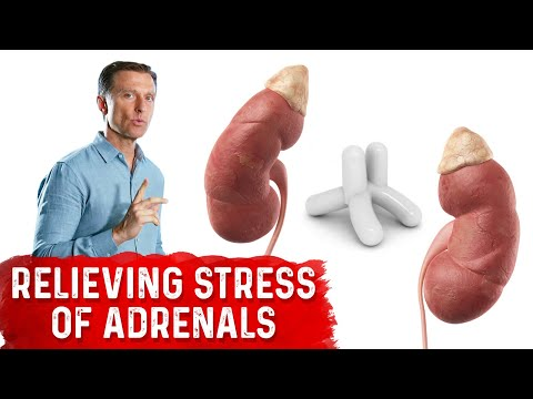 Acupressure for Relieving Stress of Your Adrenals