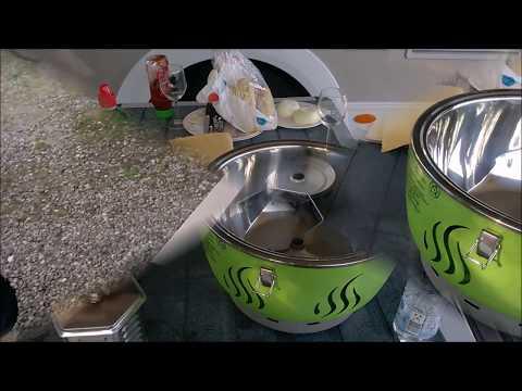 Florabest Holzkohlegrill Lidl : Florabest grill im test holzkohlegrill mit aktivbelüftung von