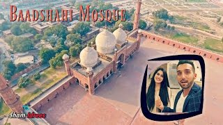 Baadshahi Mosque (Lahore)   Let me Introduce her too...
