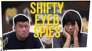 Shifty Eyed Spies | Who