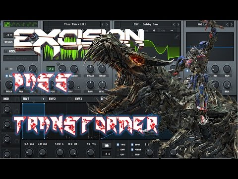 Sound Design #14 - Serum Excision Transformer Rising Bass