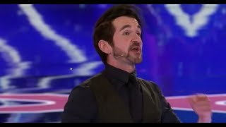 Colin Cloud: A Forensic Mind Reader Will BLOW YOUR MIND | Auditions 2 | America's Got Talent 2017
