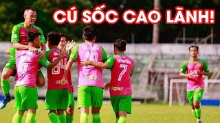 """Highlights   Đồng Tháp - Hải Phòng FC   Cú sốc tại Cao Lãnh với """"3 nhát kiếm chí mạng""""   NEXT SPORTS"""