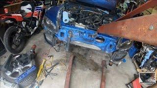RX8 2JZ Part 8 - Gates racing timing belt / Light weight