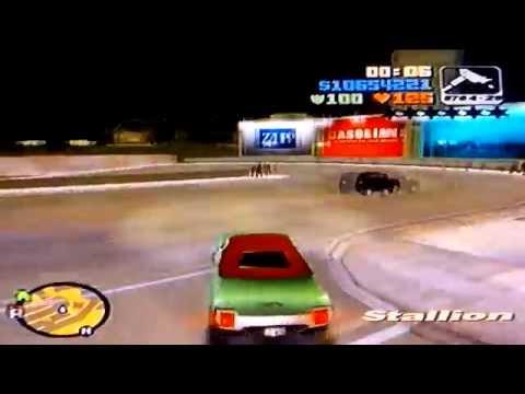 Grand Theft Auto 3 - Stallion - Import/Export Vehicle #35 (Pikes Creek)