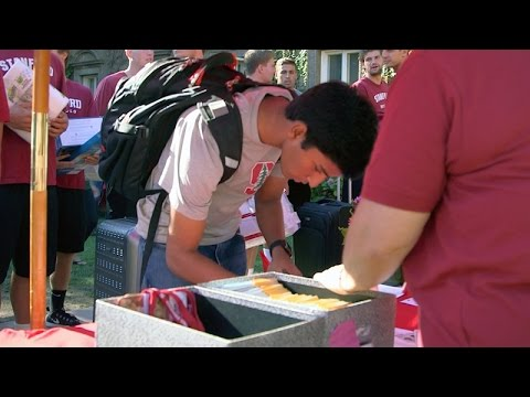 watch Stanford welcomes Class of 2019
