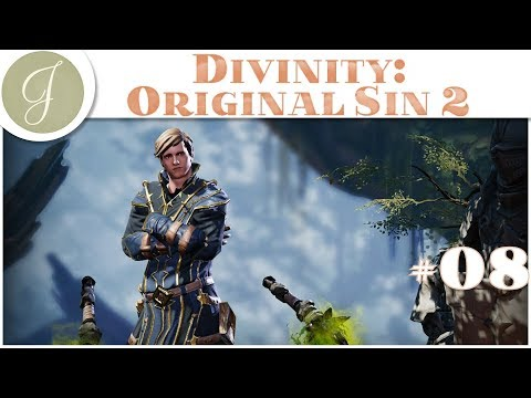 Divinity: Original Sin 2 Modded Roleplay ▶Shelben Riley Katte◀ A P&J Pajama Livestream - 2018-04-13
