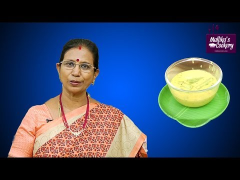 Tofu Murungakkai Vendhaya More Kulambu | Mallika Badrinath | Gravy Varieties for Rice