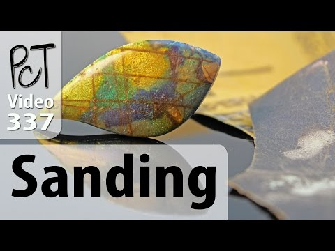 Sanding Polymer Clay vs Not Sanding