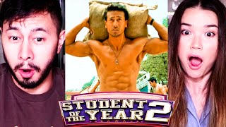 Download STUDENT OF THE YEAR 2 | Tiger Shroff | Trailer Reaction! Video
