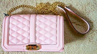 Rebecca Minkoff love crossbody bag review