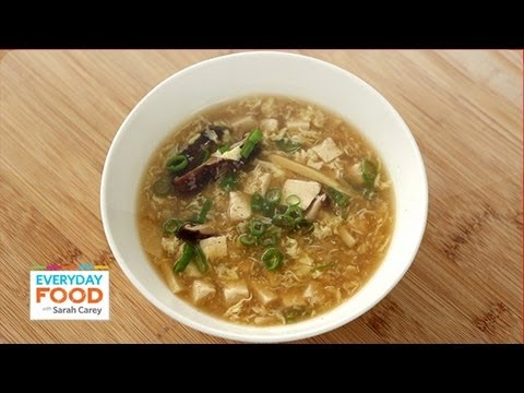 Hot and Sour Soup - Everyday Food with Sarah Carey