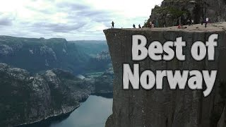 Best of Norway Trailer - 18 beautiful things you should not miss