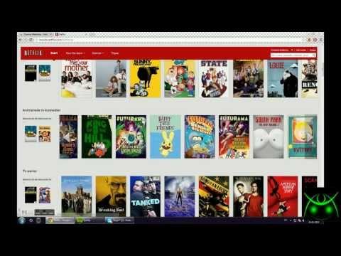 Get US Netflix in 2 minutes!