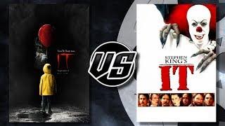 IT (2017) VS IT (1990)