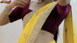 Easy Way To Wear Saree Blouse : Lean to drape Sari Step by Step very Quickly