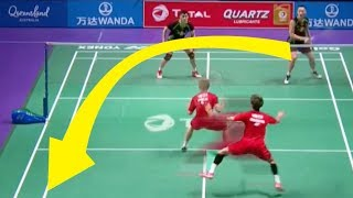 50 Fantastic Badminton DECEPTIONS