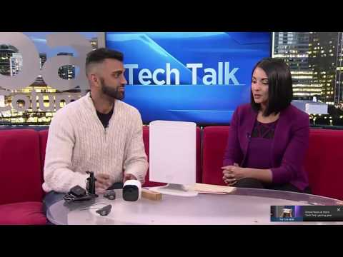 Arlo outdoor camera | GlobalTV Tech Talk March 28 2018