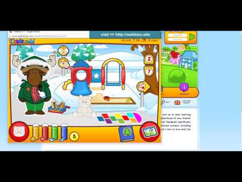 How to Register and Play Webkinz Jr