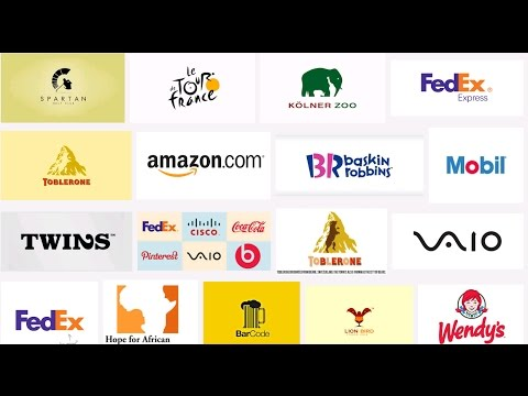 Creative Brand Logos with Hidden Meaning - Brand Logo Meaning