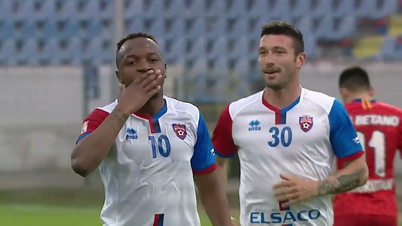 REZUMAT! FC Botoșani - FCSB 1-3| Liga 1, play-off, 2020-2021