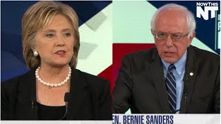 Hillary Clinton And Bernie Sanders Discus Radical Islam | NowThis