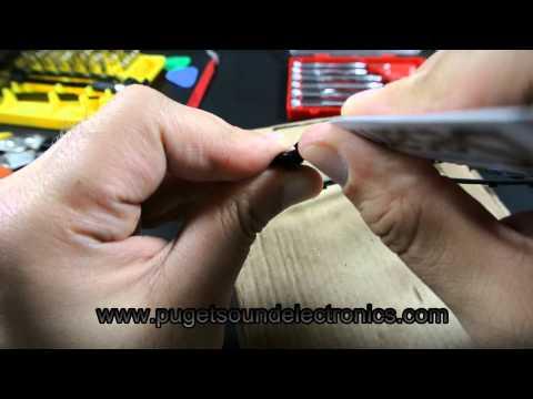 How to fix/replace broken T-Mobile LG Optimus L9 P769 Digitizer