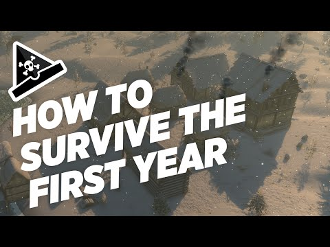 HOW TO SURVIVE THE FIRST YEAR - Life is Feudal: Forest Village Tutorial Guide Walkthrough