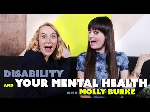 Managing a Disability & Your Mental Health w/Molly Burke & therapist Kati Morton
