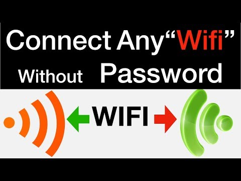 how to connect any WIFI 101%