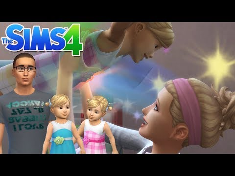 The Sims 4: My Family Life With Twins (Part 1) House Tour & New Pet Hamster