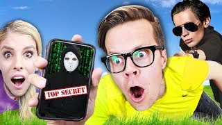 We went through the GMI Agent's Camera Roll!  (New Game Master Clue)