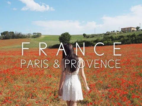 France VLOG || Paris & Provence Region