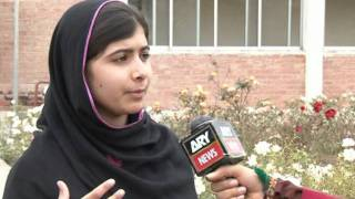 Malala Yousafzai awarded Pakistan